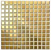 39002 23x23mm Gold Blank