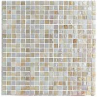 40605 Perlemor Mosaik 15x15mm GC.63 Prisen er for 2,14m2 = 1 kasse